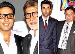 Amitabh-Abhishek, Ranbir-Rishi in Bhushan Kumar's forthcoming films