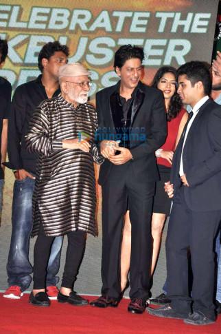 Lekh Tandon, Shahrukh Khan