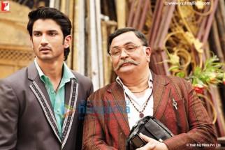 Sushant Singh Rajput, Rishi Kapoor