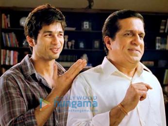 Shahid Kapoor,Darshan Jariwala