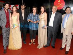 Ali Fazal, Anisa, Shuja Ali, Farah Khan, Amrita Raichand, T P Aggarwal, Sayed Asif Jah