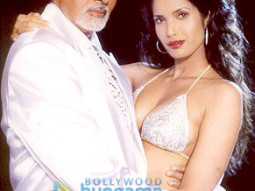 Movie Still From The Film Boom Featuring Amitabh Bachchan