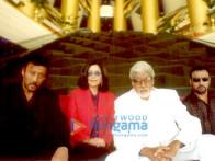 Movie Still From The Film Boom Featuring Jackie Shroff,Zeenat Aman,Amitabh Bachchan