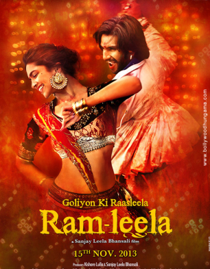 Goliyon Ki Raasleela Ram-leela Cover
