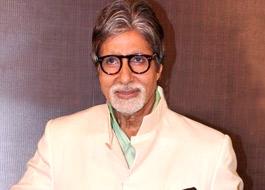 Amitabh Bachchan in Sujoy-Balaji film