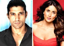 Farhan Akhtar to romance Kareena Kapoor Khan
