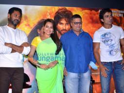 Prabhu Dheva, Sonakshi Sinha, Viki Rajani, Sonu Sood