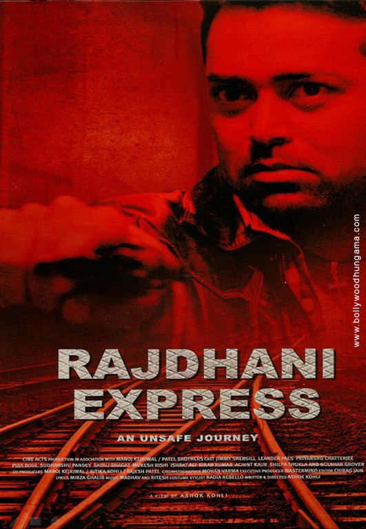 Rajdhani Express Cover