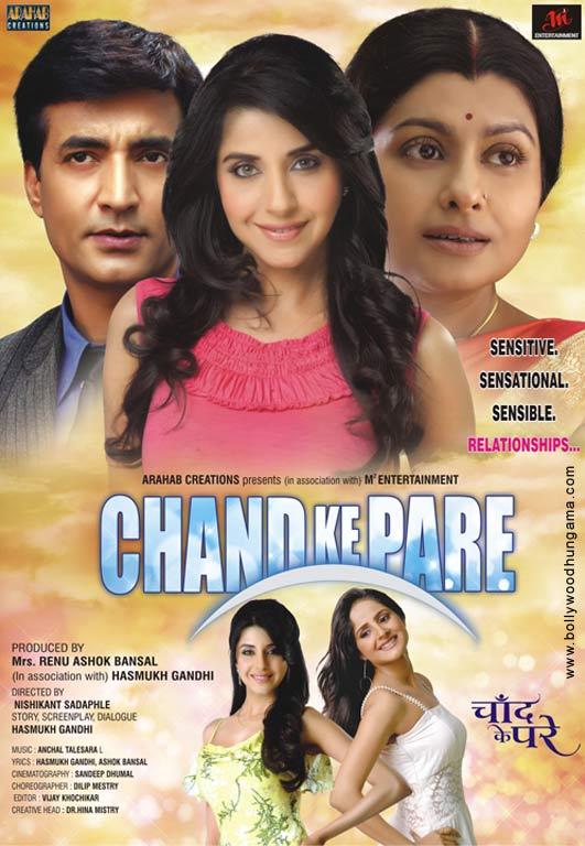 Chand Ke Pare Cover