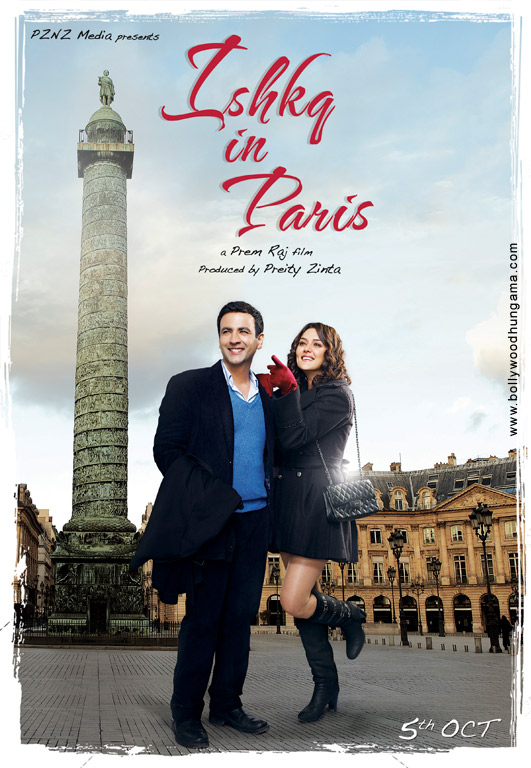 Ishkq In Paris Cover