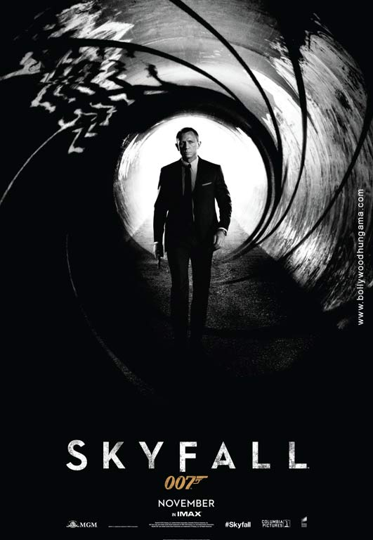 Skyfall Cover