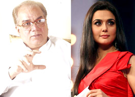 Tajdar Amrohi challenges Preity Zinta's Rs. 2 cr claim