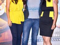 Preeti Desai, Abhay Deol, Devika Bhagat