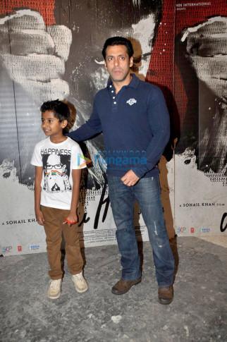 Naman Jain, Salman Khan