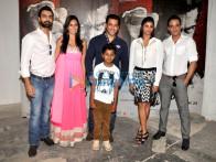 Ashmit Patel, Bruna Abdulla, Salman Khan, Naman Jain, Daisy Shah, Yash Tonk