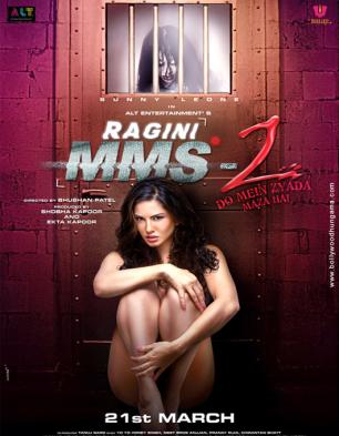 Ragini MMS - 2 Cover