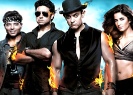 Dhoom 3 debuts in the Chinese Top 10