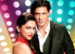 No Shah Rukh Khan - Deepika Padukone romance in Happy New Year