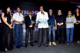 Vandana Jain, Shaan, Mika Singh, Amitabh Bachchan, Sunil Agnihotri, Ramesh S Taurani, Lalit Pandit, Gabriela Bertante