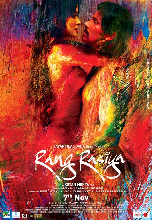 Rang Rasiya / Colors of Passion Cover