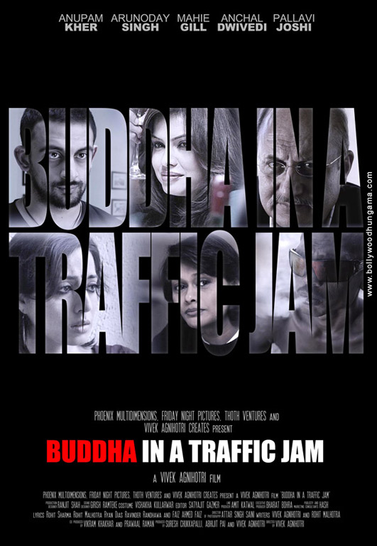 Buddha In A Traffic Jam Cover