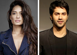 Lisa Haydon clears rumor about her dating Varun Dhawan