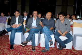 Abhijat Joshi, Rajkumar Hirani, Shantanu Moitra, Swanand Kirkire