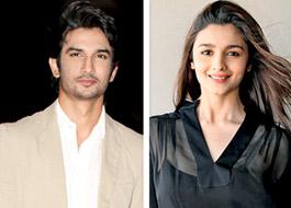 Sushant Singh Rajput cast opposite Alia Bhatt in Homi Adajania's next