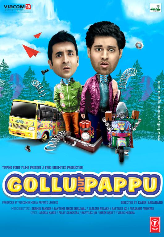 Gollu Aur Pappu Cover