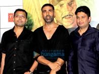Neeraj Pandey, Akshay Kumar, Bhushan Kumar