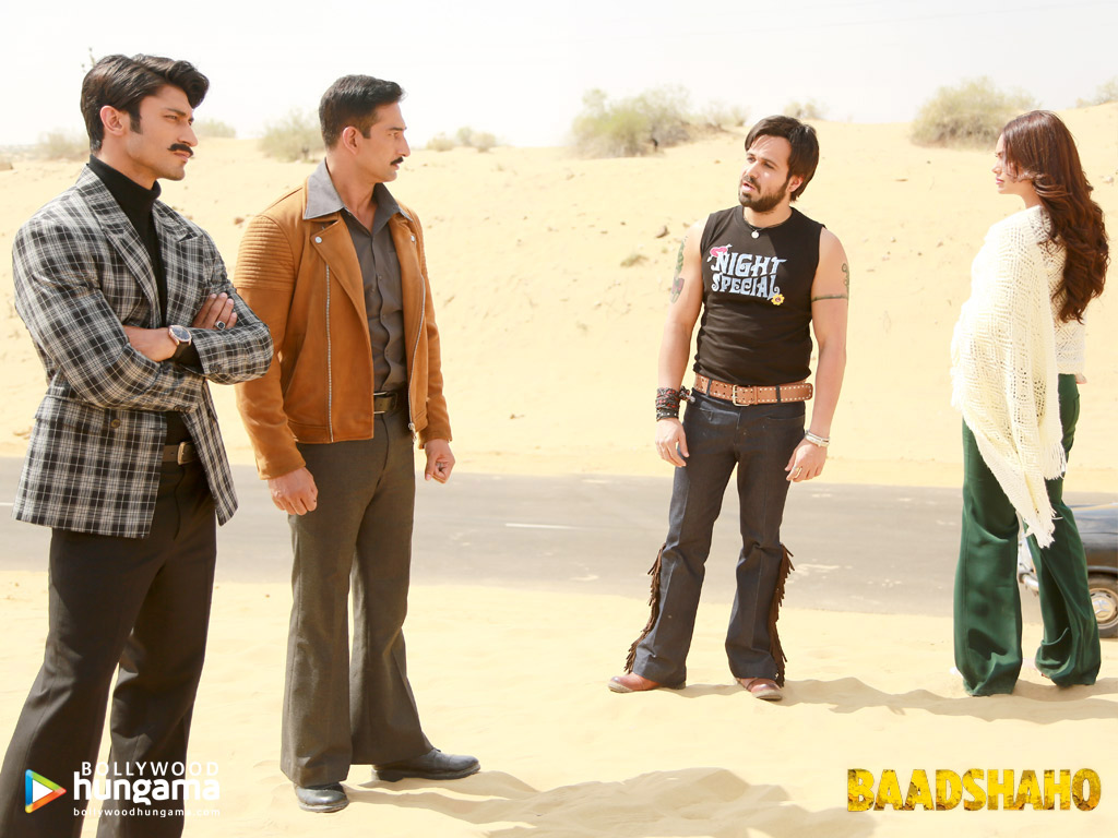 Wallpapers Of The Movie Baadshaho