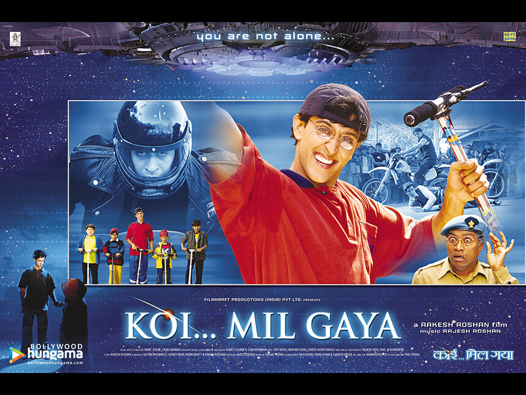 Krrish box office collection till now bollywood hungama for Koi mil gaya 2