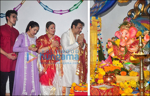 Check out: Bollywood celebrities share pictures of Ganpati celebrations