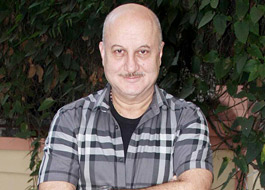 Anupam Kher adopts Kashmir pandit family