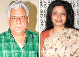 Om Puri and his wife Nandita opt for judicial separation