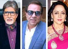 Amitabh Bachchan and Dharmendra to launch Hema Malini's first music album on Valentine's Day