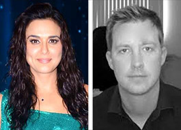 Preity Zinta ties the knot with Gene Goodenough
