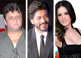 """""""The iconic song blends beautifully into our film"""" - Rahul Dholakia, Shah Rukh Khan grooves to 'Laila Oh Laila' with Sunny Leone"""