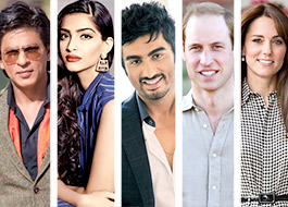 Bollywood celebrities to attend special gala dinner hosted for Prince William and Kate Middleton