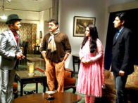 Movie Still From The Film Gumshuda,Raj Zutshi,Simone Singh,Priyanshu Chatterjee