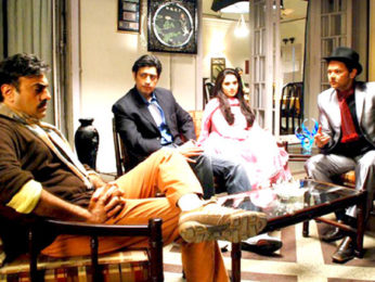 Movie Still From The Film Gumshuda,Priyanshu Chatterjee,Simone Singh,Raj Zutshi