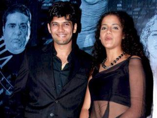 Photo Of Amar Upadhyay,Gauri Karnik From The Mahurat of film 'Overtime'