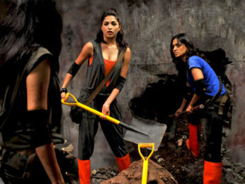 Movie Still From The Film United Six,Parvathy Omanakuttan