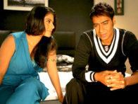 Movie Still From The Film Toonpur Ka Superhero,Kajol,Ajay Devgn