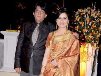 Photo Of Tutu Sharma,Padmini Kolhapure From The Aamir and Kiran host Imran-Avantika's wedding reception