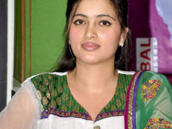 Photo Of Navneet Kaur From The South actress Navneet Kaur at Amravati Mass Marriage announcement