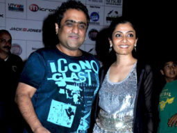 Photo Of Kunal Ganjawala,Gayatri Ganjawala From The Rani, Deepika and Preity grace Bryan Adams Live In Concert