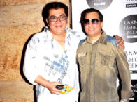 Photo Of Nitin Manmohan,Lalit Pandit From The Sridevi and Vidya Malvade grace Babita Malkani's show at 'Lakme Fashion Week 2011' Day 3