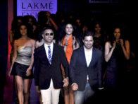 Photo Of Shantanu,Nikhil From The Shantanu and Nikhil's show at 'Lakme Fashion Week 2011' Day 3
