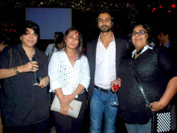Photo Of Gurindher Chadha,Soni Razdan,Ashmit Patel,Vinta Nanda From The Ashmit Patel's birthday bash